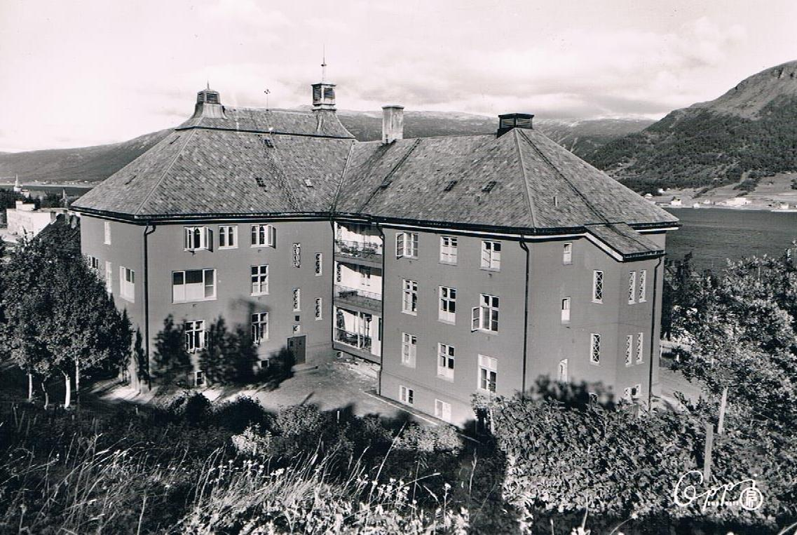 St Elisabeth hospital i Tromsø (1924-1977)