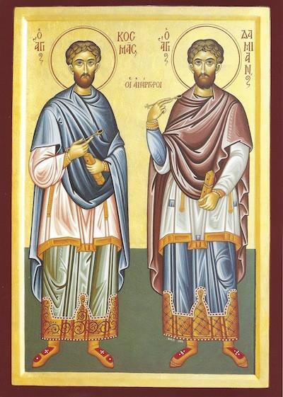 Cosmas og Damian